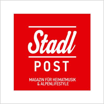 Stadlpost – Magazin für Heimatmusik & Alpenlifestyle